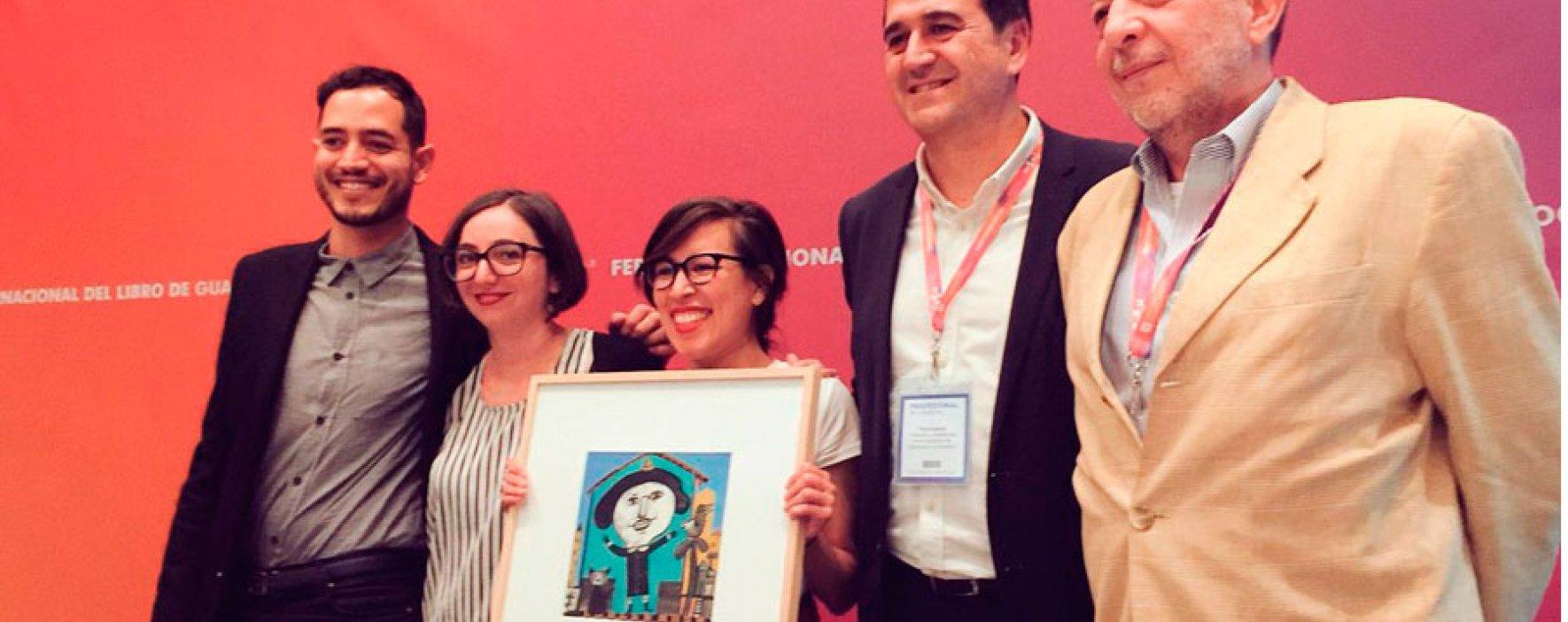 La Fundación SM entregó los premios iberoamericanos de literatura e ilustración