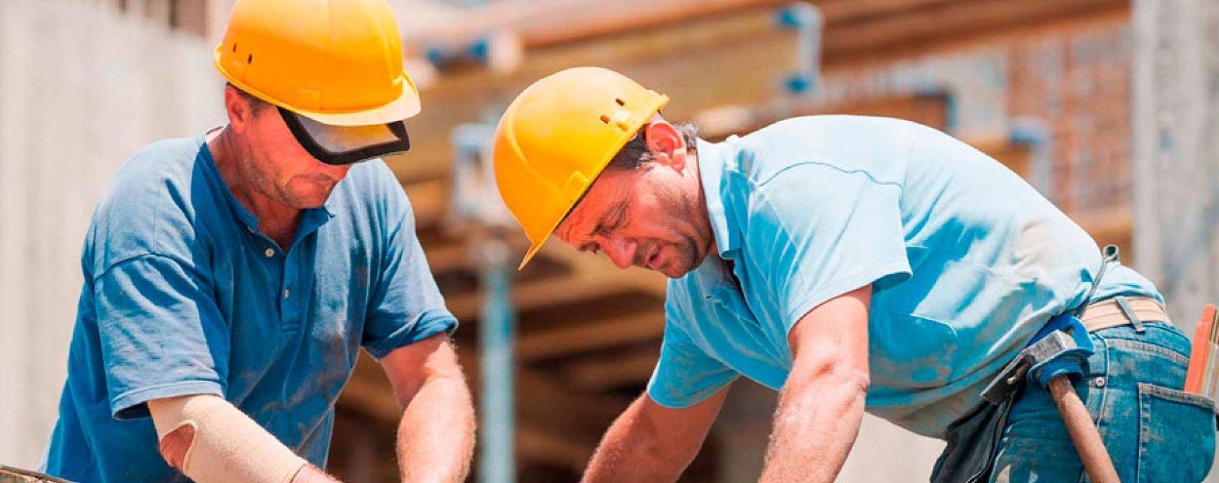 La tasa de empleo ha incrementado gracias a nuevos empleos en la construcción
