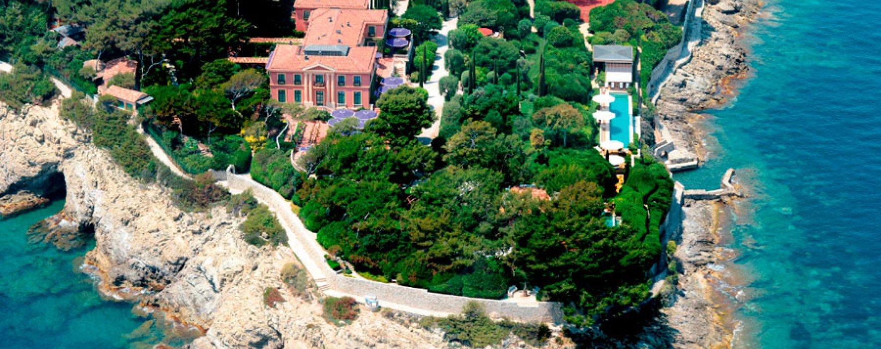 La vivienda más cara del mundo se encuentra en Saint-Jean-Cap-Ferrat