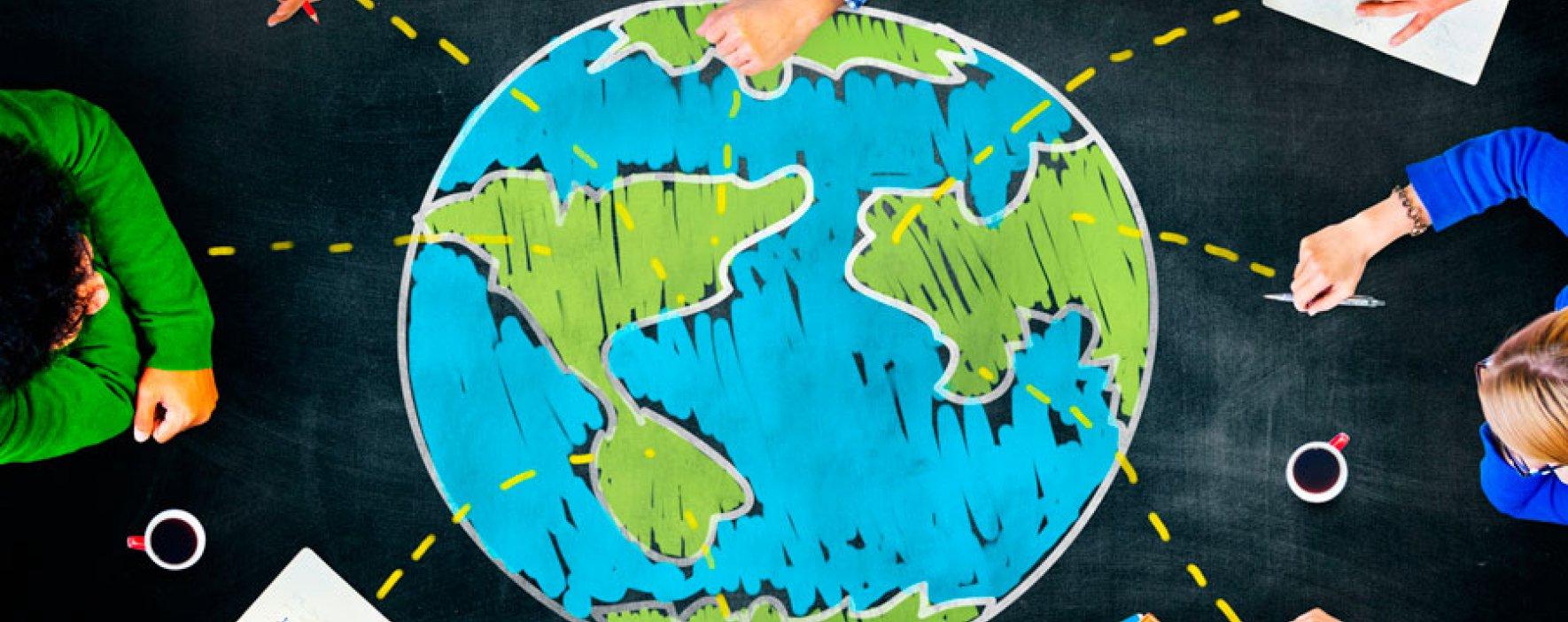 Las Fundaciones trabajan en el noveno Objetivo de Desarrollo Sostenible