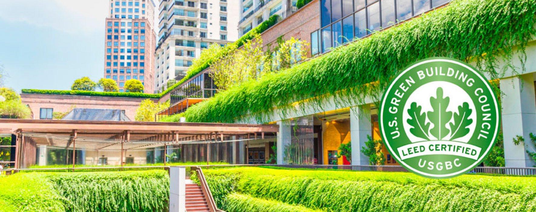 LEED, distintivo de la construcción verde