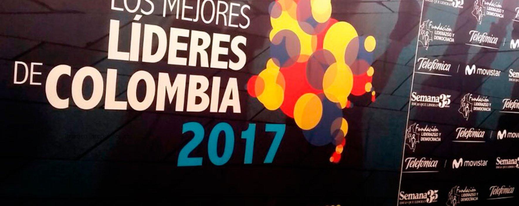 Los mejores líderes en educación en Colombia