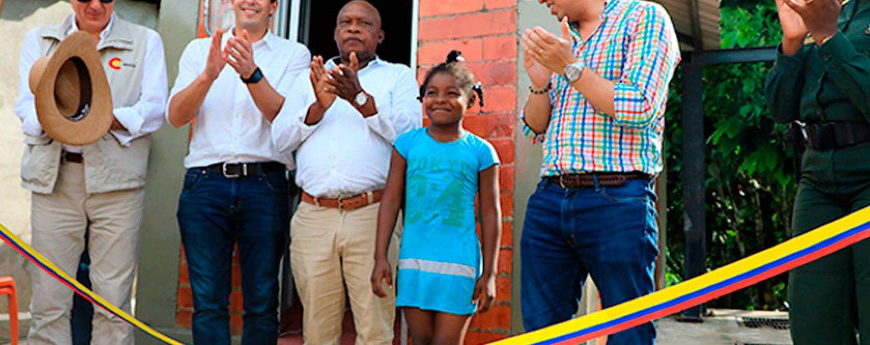 Minvivienda inauguró alcantarillado en El Atrato, Chocó