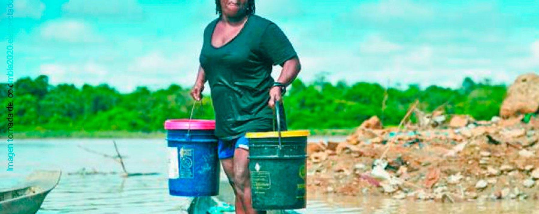 Mujeres del Chocó buscan soluciones de paz