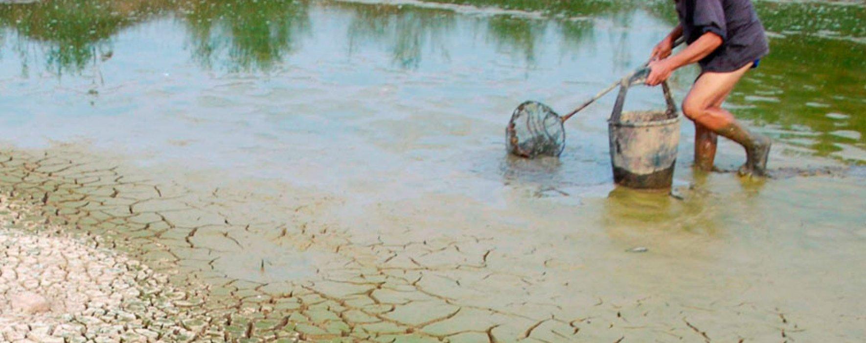 Municipios de Colombia en riesgo por cambio climático