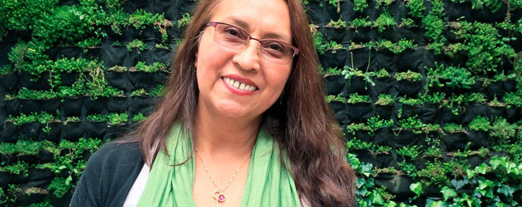 Nancy Medina: entre gatos y experiencias