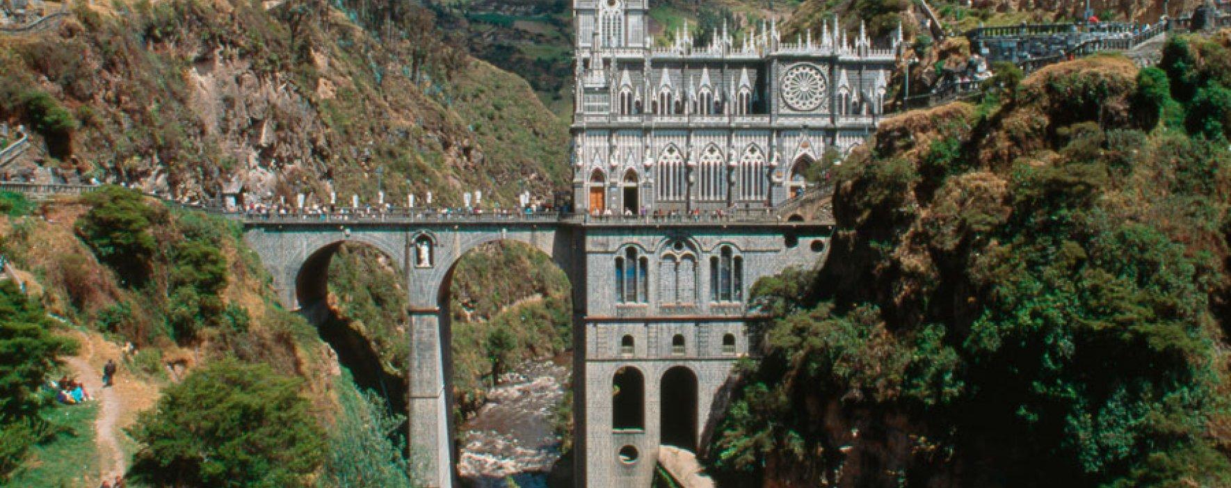 Obras arquitectónicas en Colombia que debe conocer