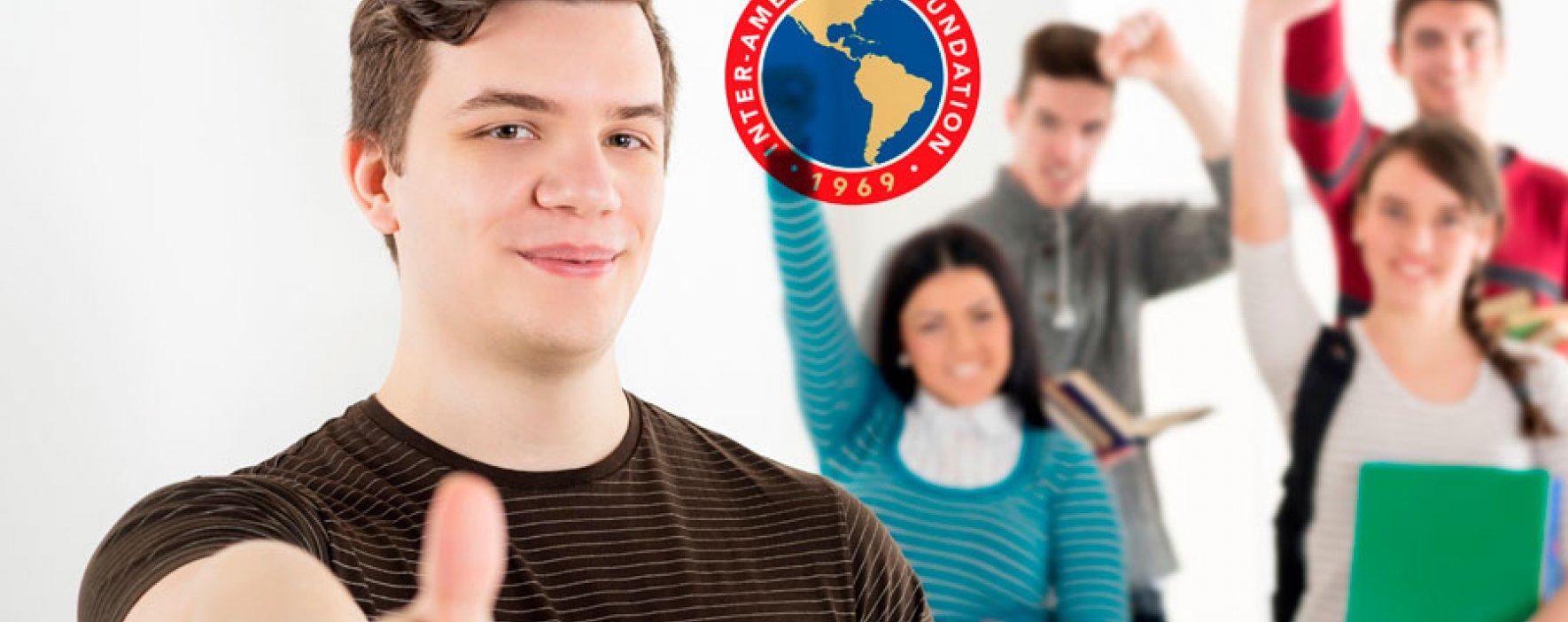 Obtenga una de las becas de la Fundación Interamericana