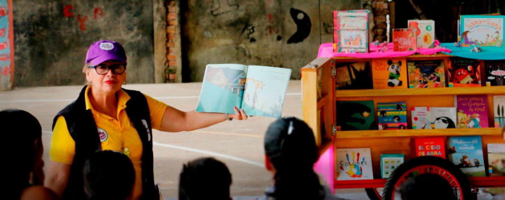 Programa nacional de bibliotecas itinerantes abre convocatoria 2020