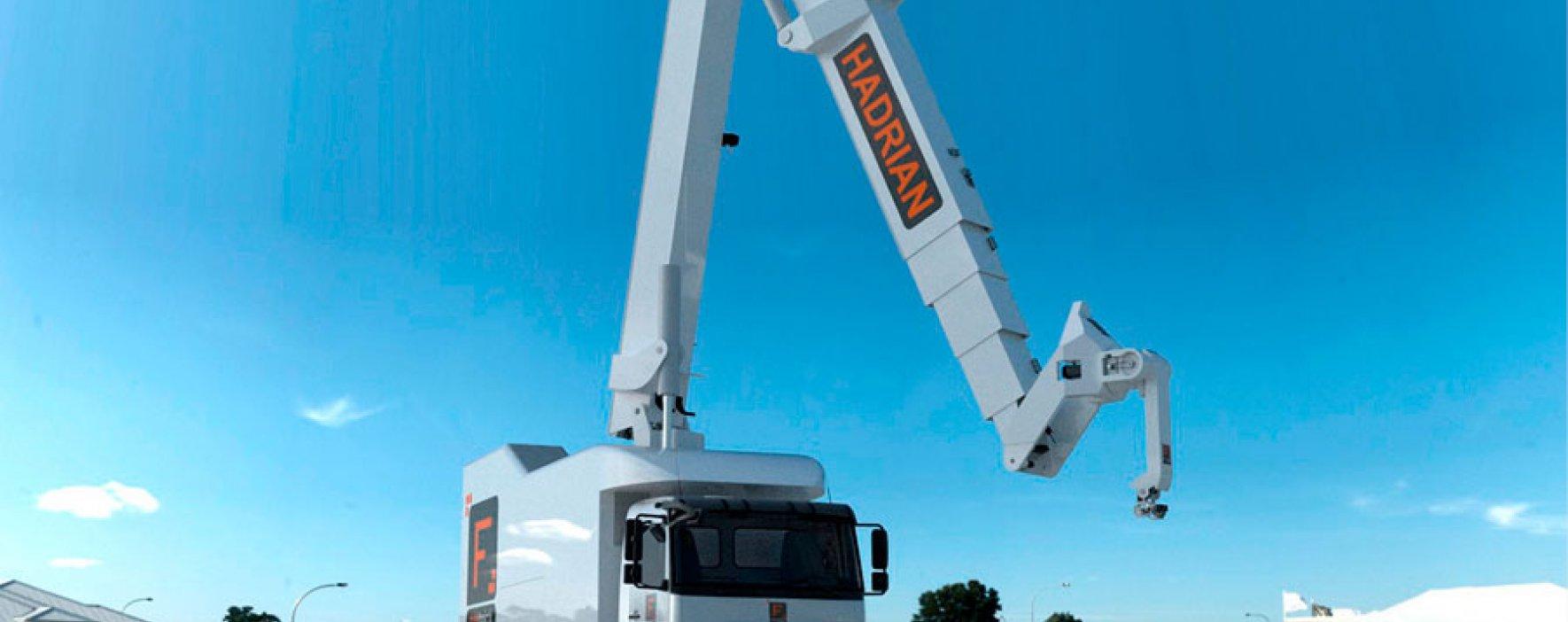 Robot obrero revolucionará la industria albañil