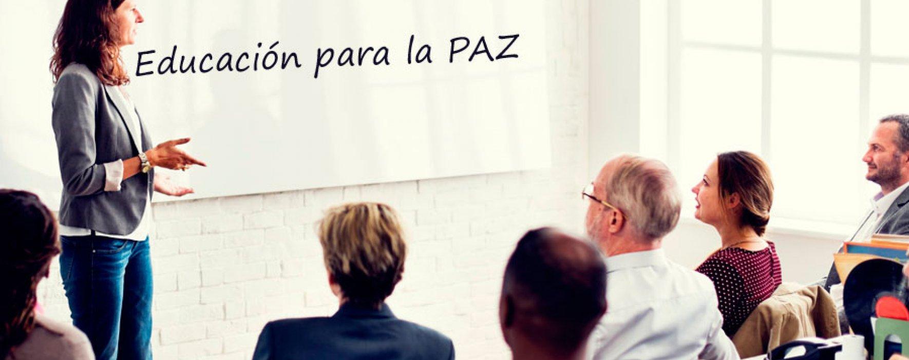 Somos parte de la mesa de trabajo de EducaPaz