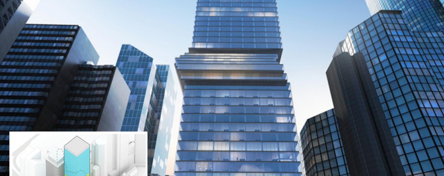 Torre de 185 Metros nuevo desafío BIG