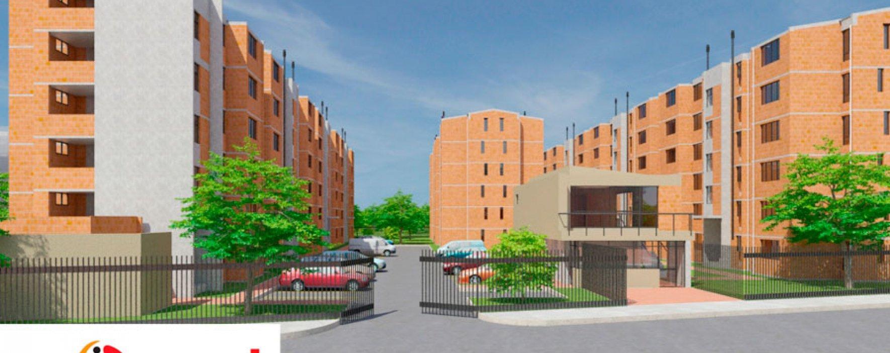 Venta total de los apartamentos en El Zorzal