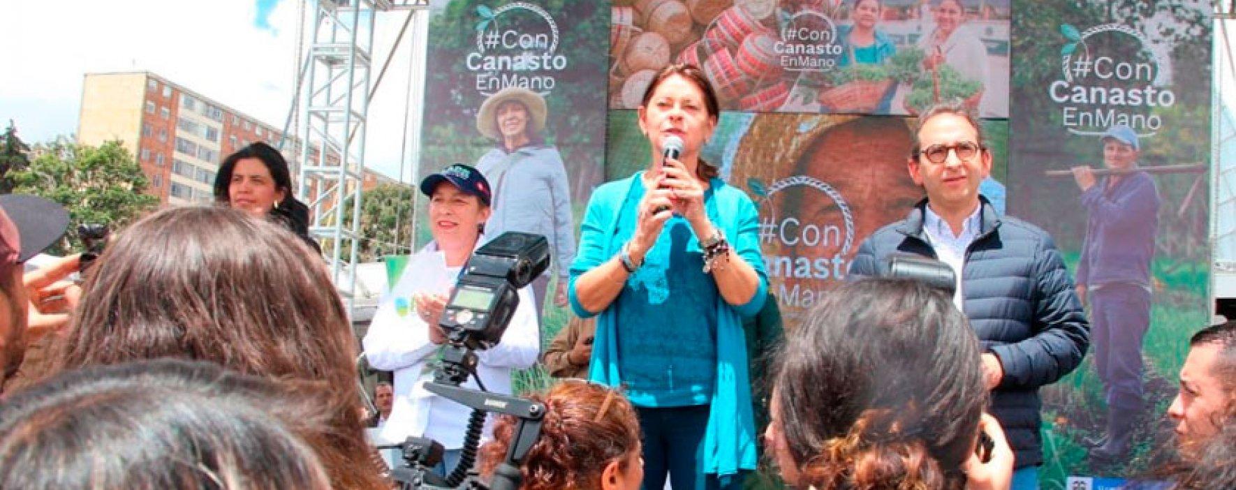Vicepresidencia y Minagricultura aliados para impulsar emprendimiento de las mujeres