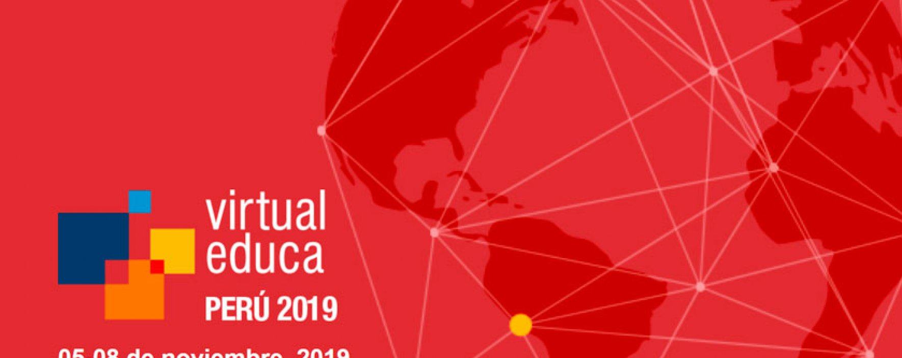 XXI Encuentro Internacional Virtual Educa Perú 2019