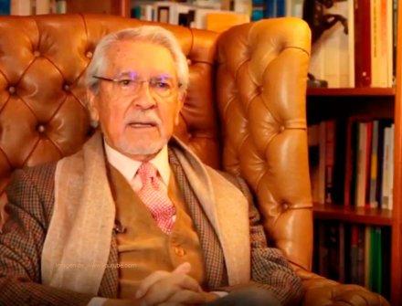 A Pedro Gómez Barrero le otorgan el Premio Vida y Obra, CEMEX 2017