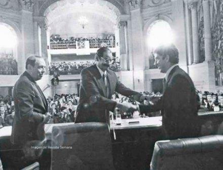 Aniversario de la constitución de 1991