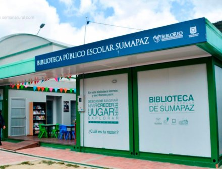 Biblioteca del Sumapaz entre las 20 finalistas al Premio Daniel Samper Ortega