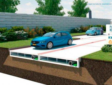 Carreteras de plástico serán instaladas en Rotterdam