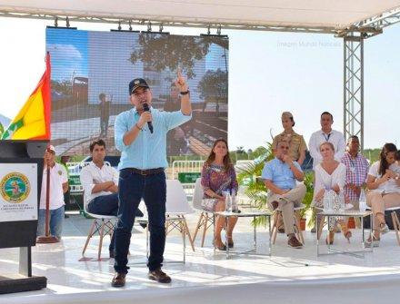 Casa Digna Vida Digna llega a Cartagena