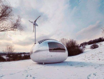 Casas sostenibles e innovadoras