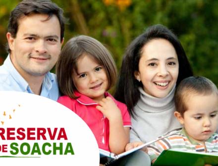 Este sábado 19 y domingo 20 de septiembre se cumple un año del inicio de ventas del megaproyecto Reserva de Soacha, una propuesta que impactará a este municipio de Cundinamarca con más de 1.000 soluciones de vivienda.