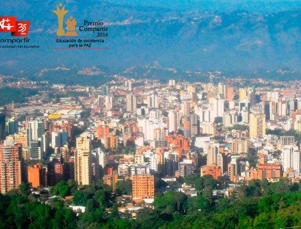 Ceremonia Premio Compartir Regional Santander