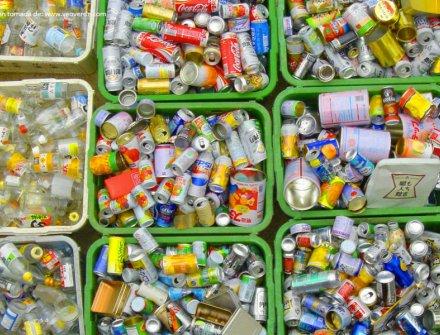 Cero Residuos: proyecto para reciclar en Japón