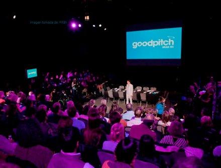 Cineastas de justicia social se reúnen en Good Pitch