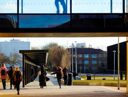 Colegio Burntwood gana el premio Stirling de arquitectura