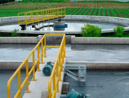 Colombia supera la meta en el tratamiento de aguas residuales en el país