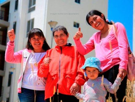 Colombia superó la meta del déficit habitacional