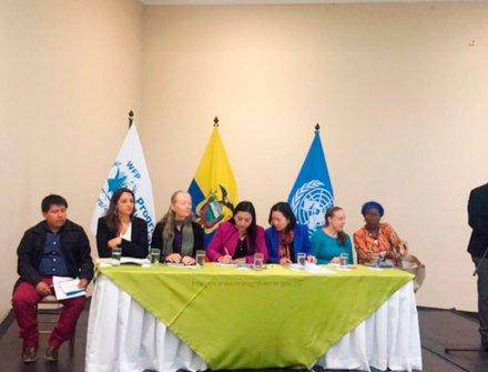 Colombia y Ecuador lanzan proyecto de adaptación al Cambio Climático