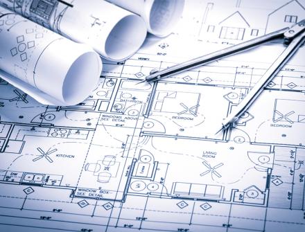 Compra de vivienda sobre planos en aumento