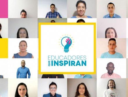 Conozca las 543 experiencias del reconocimiento 'Educadores que inspiran'