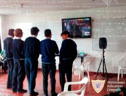 Cucunubá y Suba aprenden divertidamente matemáticas
