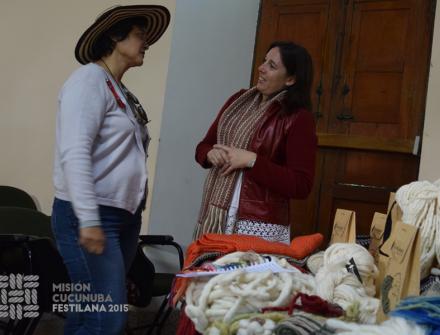 Festilana 2015 continúa tejiéndose con éxito