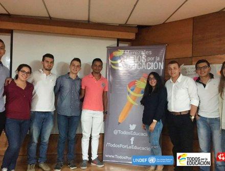 Culmina jornada de voluntarios en Manizales