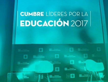 Cumbre de Líderes por la Educación 2017