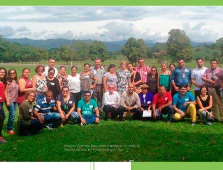 Descargue las memorias del Encuentro Interdepartamental de Educación Para la Paz