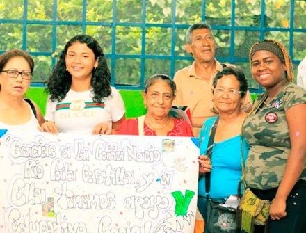 Diálogos con las comunidades de Florida, Pradera y Zarzal