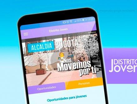 'Distrito joven', una app para el ejercicio de la ciudadanía