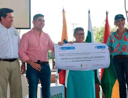 Dos mil familias en Neiva se beneficiarán con Casa Digna Vida Digna