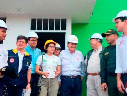 El Gobierno entregará las primeras viviendas a damnificados de Mocoa