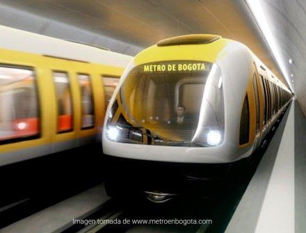 En 2017 inicia Construcción del Metro en Bogotá
