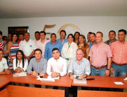 En Cesar instalan la primera mesa departamental de vivienda, agua y saneamiento básico