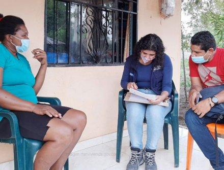 En Sucre inició piloto de validación social de beneficiarios de vivienda rural