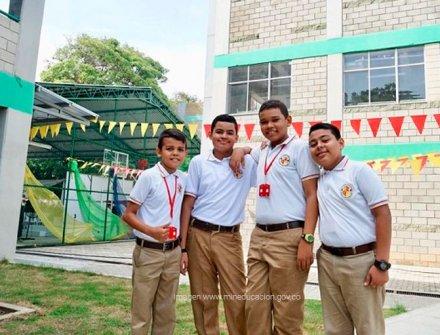 Estudiantes barranquilleros se beneficiarán con la Institución Educativa Gabriel García Márquez