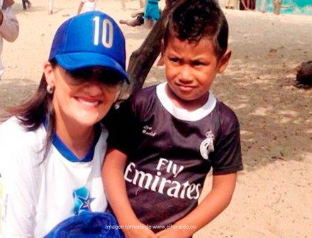 Fundación Colombia Somos todos, golazo por los niños de la Guajira