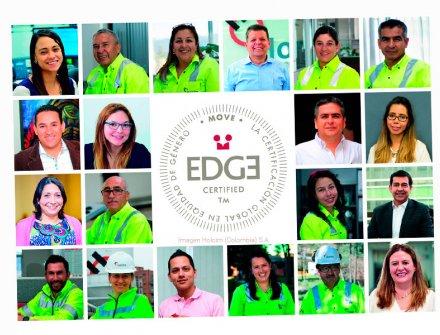 Holcim sigue siendo líder en igualdad de género en Colombia